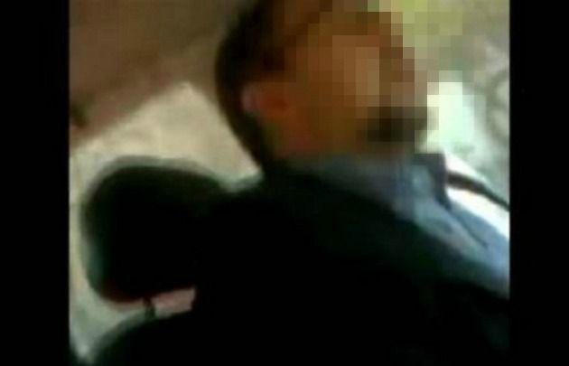 Captura del video que presentó el diputado provincial Alejandro Bahler.