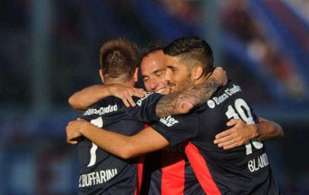 San Lorenzo revirtió el marcador y volvió al triunfo.