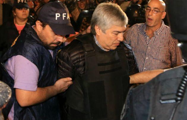 """Los doctores de Báez aclararon que la situación """"no es de gravedad""""."""