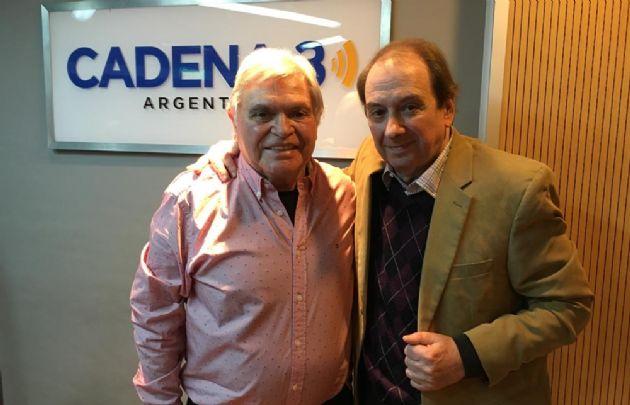 FOTO: Juan Ramón en El Club del Recuerdo de Viva la Radio.