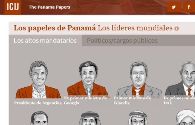 1°ministro pakistaní rajado por Panama Papers