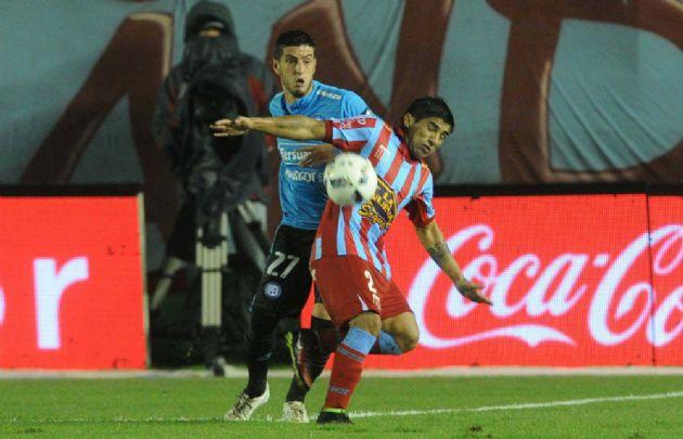 Belgrano logró un empate agónico frente a Arsenal.