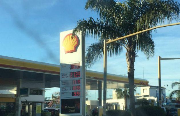Ya rige la cuarta suba del año en las naftas en Córdoba.