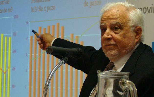 """""""El principal problema no son las naftas sino el gasoil"""", dijo Guadagni."""