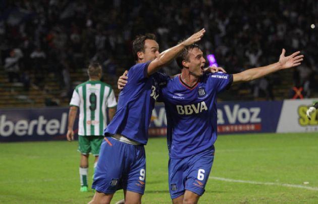 Talleres viene de ganarle 1-0 a Estudiantes de San Luis.