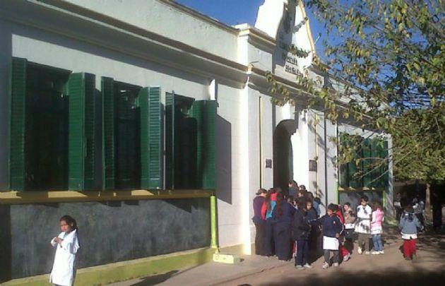 El Paicor funciona en el centro educativo Coronel Pascual Pringles en Sinsacate.