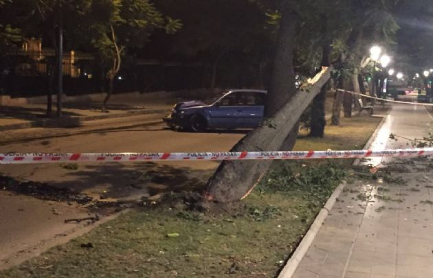Sólo dos heridos leves dejó un espectacular choque en Córdoba.