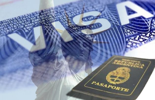 Agilizan el trámite de la Visa a Estados Unidos.