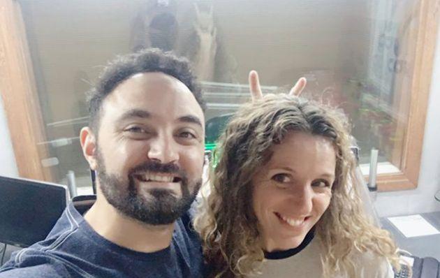 AUDIO: Cruce de Javi y Flavia
