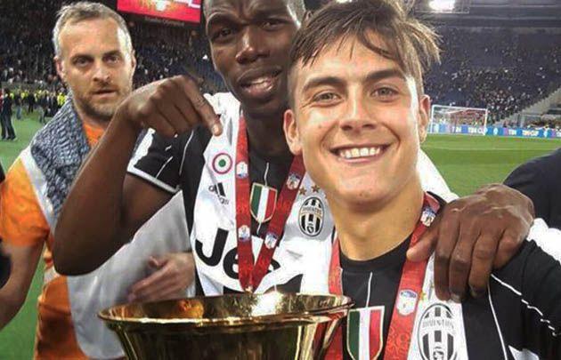 Dybala se consagró campeón de la Copa Italia con la ''Juve'' (Foto:@juventusfc)