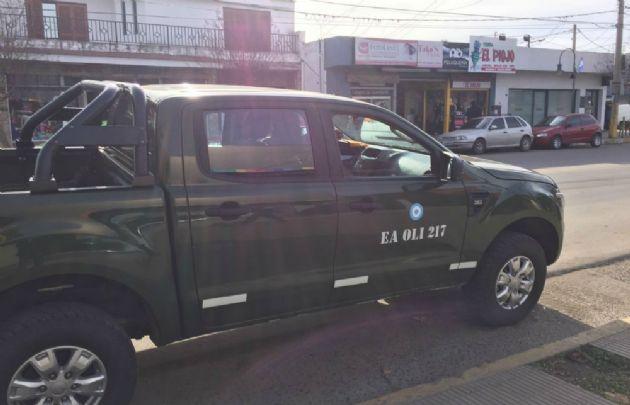 Gendarmería comenzó a patrullar en Villa Allende aunque sin una logística armada.
