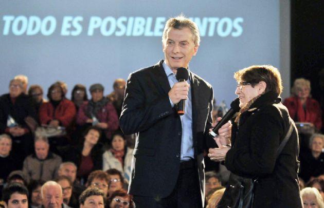 Macri, formalizó el anuncio del pago de juicios pendientes a jubilados.