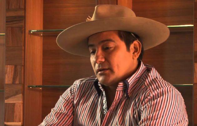 El artista boliviano actuará en breve en el sur argentino.
