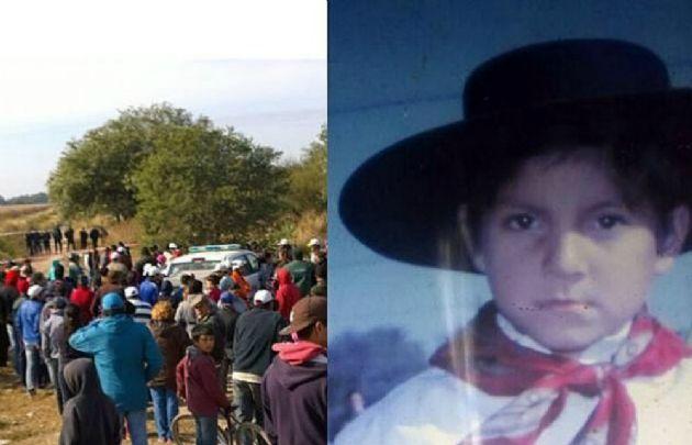 Martio Salto desapareció en Quimilí el pasado 31 de mayo.