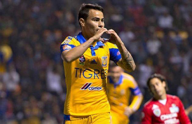 El Chino tiene ganas de seguir en Tigres.