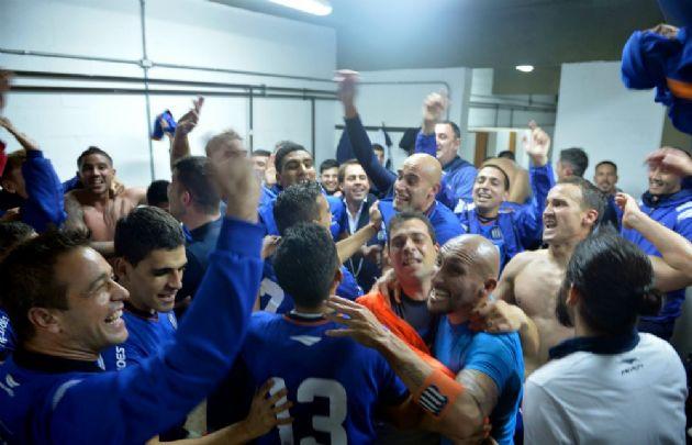 Talleres logró el tan ansiado ascenso a Primera División.