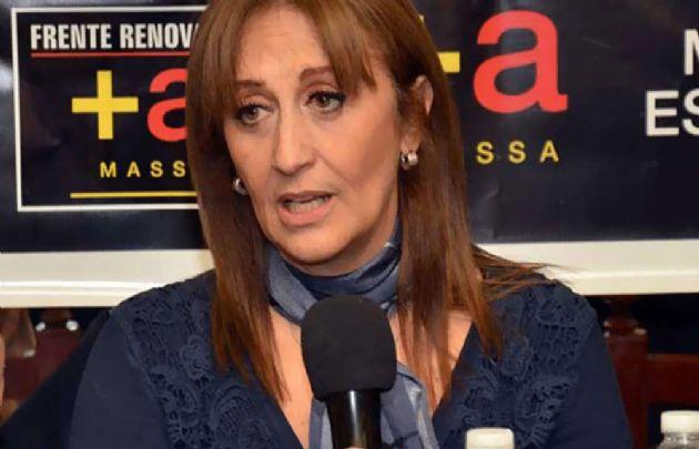 Mirta Tundis es diputada y presidente de la Comisión de Personas Mayores.