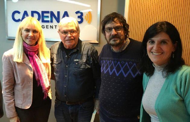 Felipe Pigna en Viva la Radio