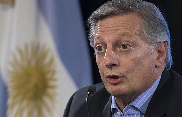 El ministro de Energía y Minería, Juan José Aranguren.