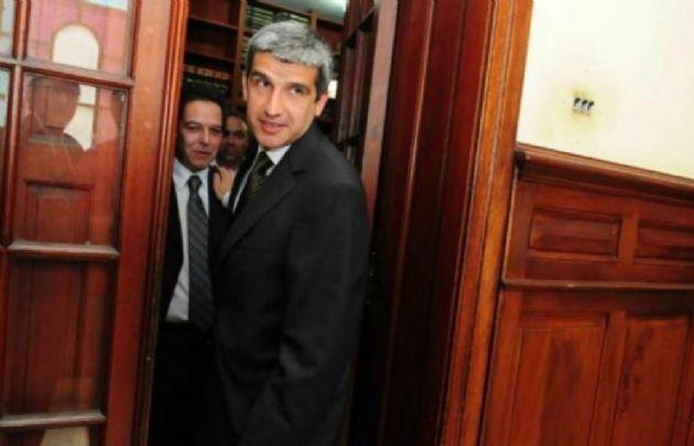 El juez federal de Río Cuarto, Carlos Ochoa (Foto: Telediariodigital)