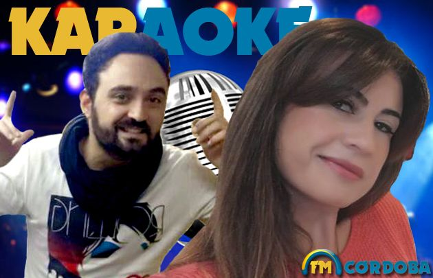 Karaoke de Tessio y Javi