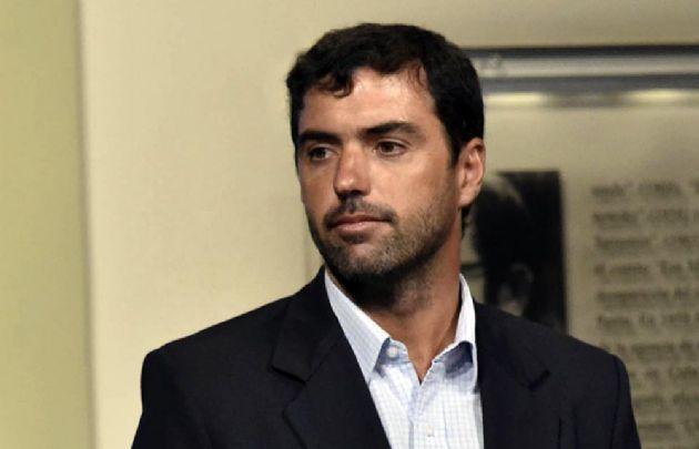 El director ejecutivo de la ANSeS, Emilio Basavilbaso.