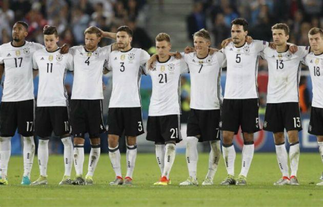 Alemania superó a Italia en los penales y pasó a semifinales.