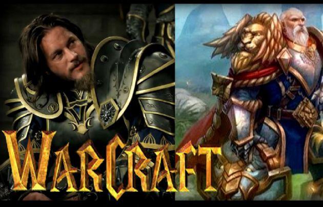 Basada en un exitoso videojuego, el etsreno de Warcraft fue muy esperado.