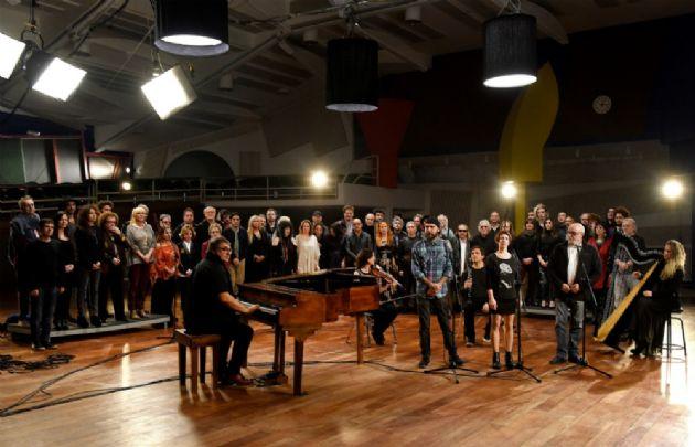 AMIA: a 22 años del atentado 100 músicos homenajearon a las víctimas