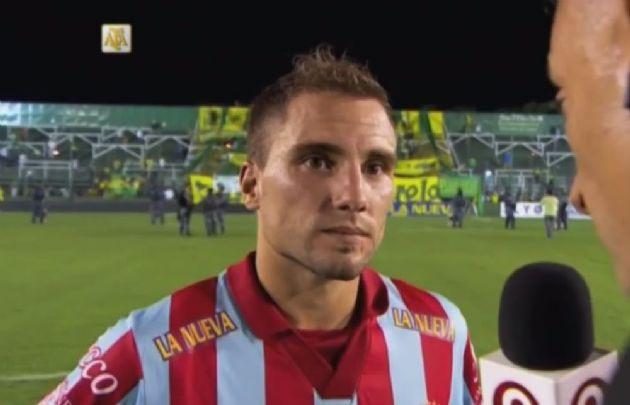 Mariano Barbieri es el nuevo refuerzo de Belgrano.