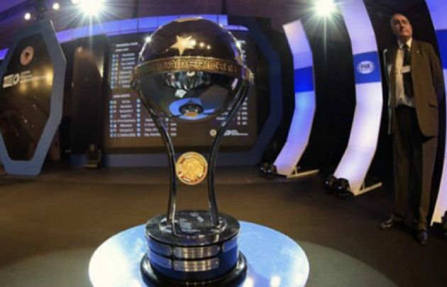 La Conmebol sorteó la próxima Copa Sudamericana.