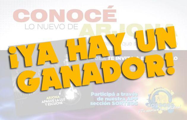Concurso de Ricardo Arjona