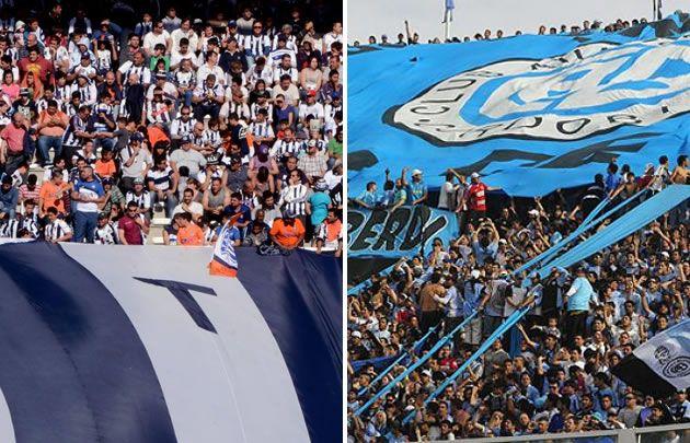 Los hinchas de Talleres y Belgrano colmarán el Kempes el sábado.