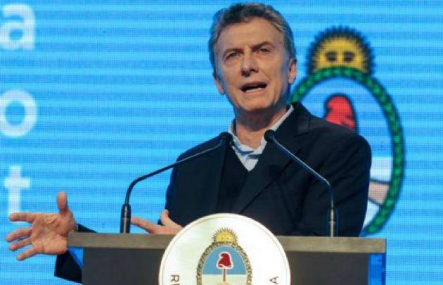 Mauricio Macri destacó el nuevo informe del Indec, luego de su restructuración.