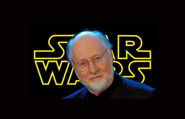 Este es John Williams, responsable de la composición musical de Star Wars.