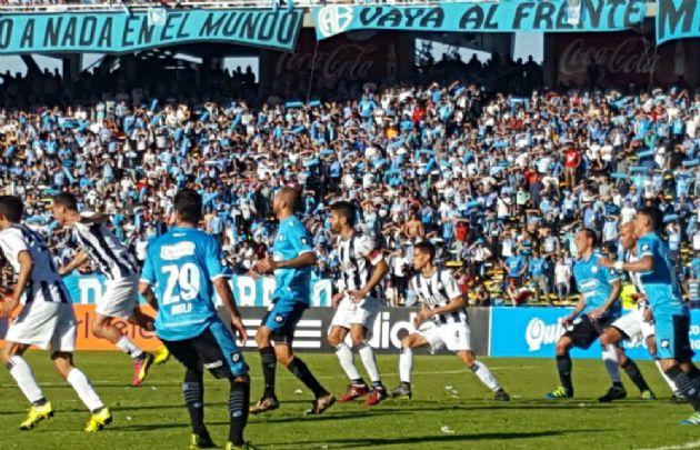 Belgrano y Talleres reeditaron otro clásico cordobés.