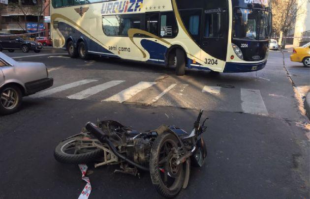 Accidente fatal en Nueva Córdoba