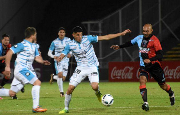 Belgrano se quedó con la victoria en el Kempes.