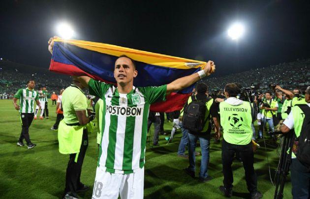 Atlético Nacional se coronó campeón de la Libertadores.