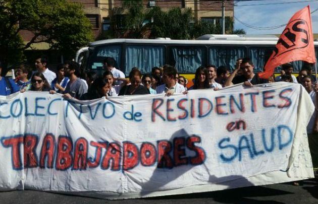Segundo día consecutivo de movilizaciones (Foto @colderesidentes)