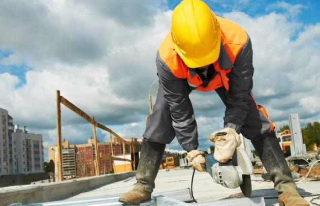 El rubro construcción es el más afectado por la crisis.