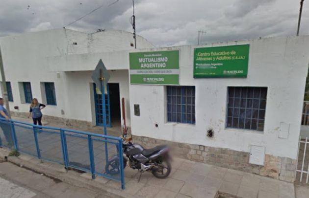 Una niña llevó un arma de fuego a la escuela Mutualismo Argentino.
