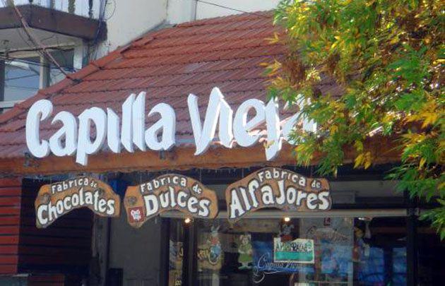 Cristian ganó chocolate de Capilla Vieja (Foto: Archivo)