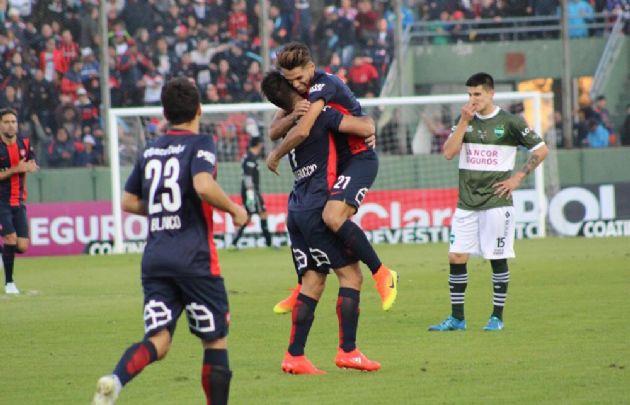 San Lorenzo venció a Unión de Sunchales y avanzó en la Copa Argentina.