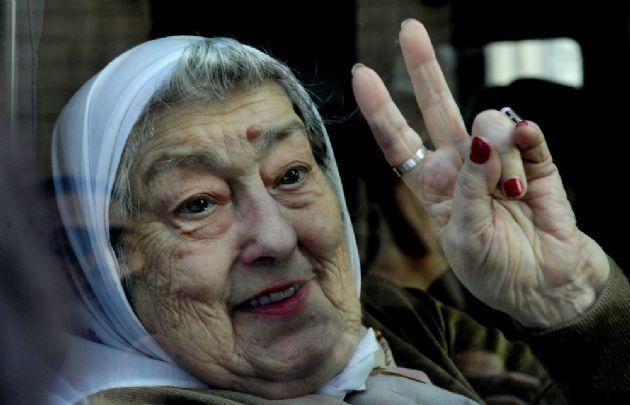 La titular de Madres salió en defensa de la ex presidenta (Foto: Archivo)