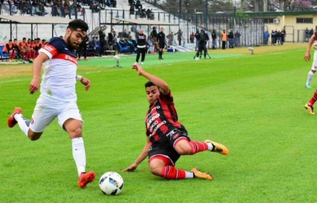 San Lorenzo superó a Douglas Haig por la Copa Argentina.