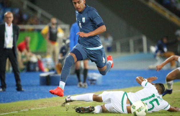 Argentina venció a Argelia en la segunda fecha de los Juegos.