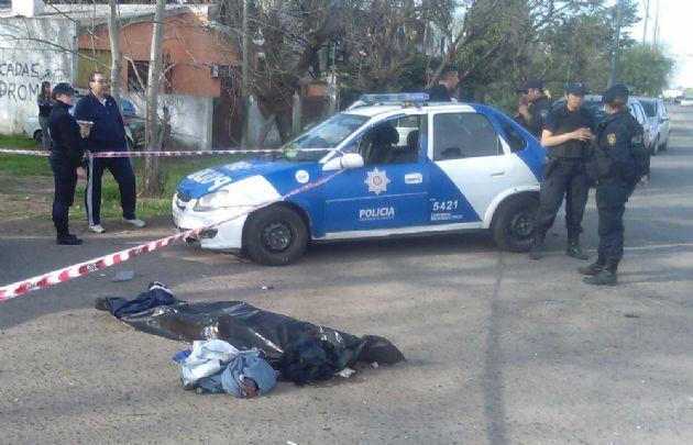 Un motociclista murió al ser embestido por Mauro Matos.