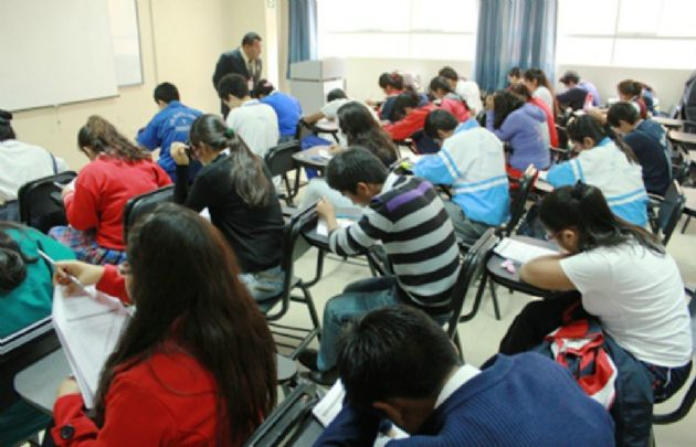 La joven había reprobado dos exámenes en febrero pasado (Foto: Archivo)