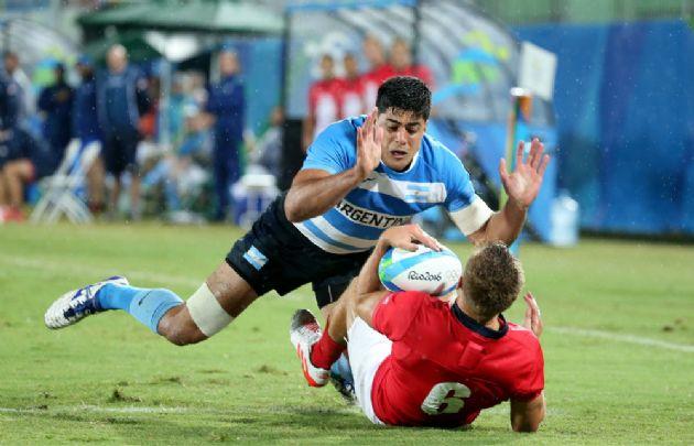 Se esfumó la esperanza olímpica del rugby.